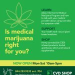 Is medical marijuana right for you?